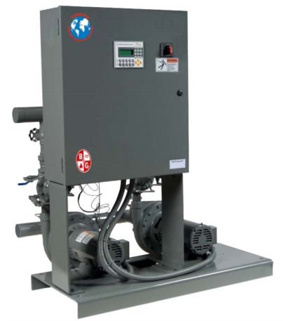 Pressure Booster – Constant Speed Model 70E – Obsolete