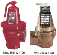 ASME Safety Relief Valves