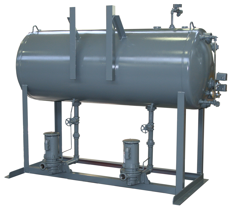 Boiler Feed Series CMED