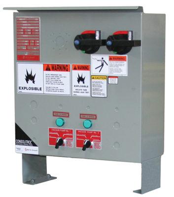 Consolitrol NEMA 2 UL Control Panels