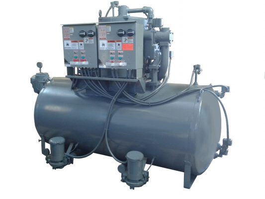 Boiler Feed Series VCMD