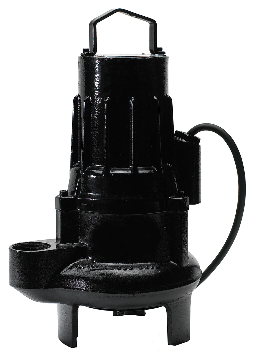 Submersible Vortex Sewage Pump – Impact 2MV, 3MV, 4MV – OBSOLETE