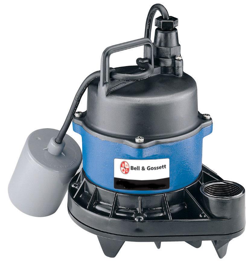 Submersible Effluent Pump – 1EP04 & 1EP05