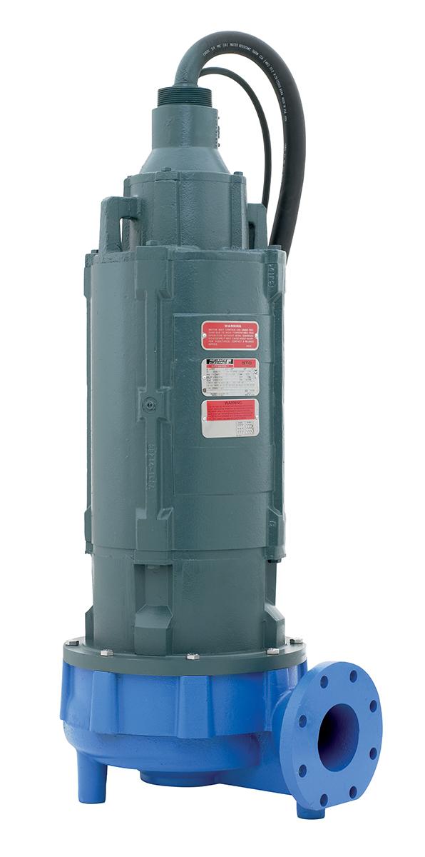 Wastewater Pump – 4DWC Submersible Non-Clog Sewage Pump