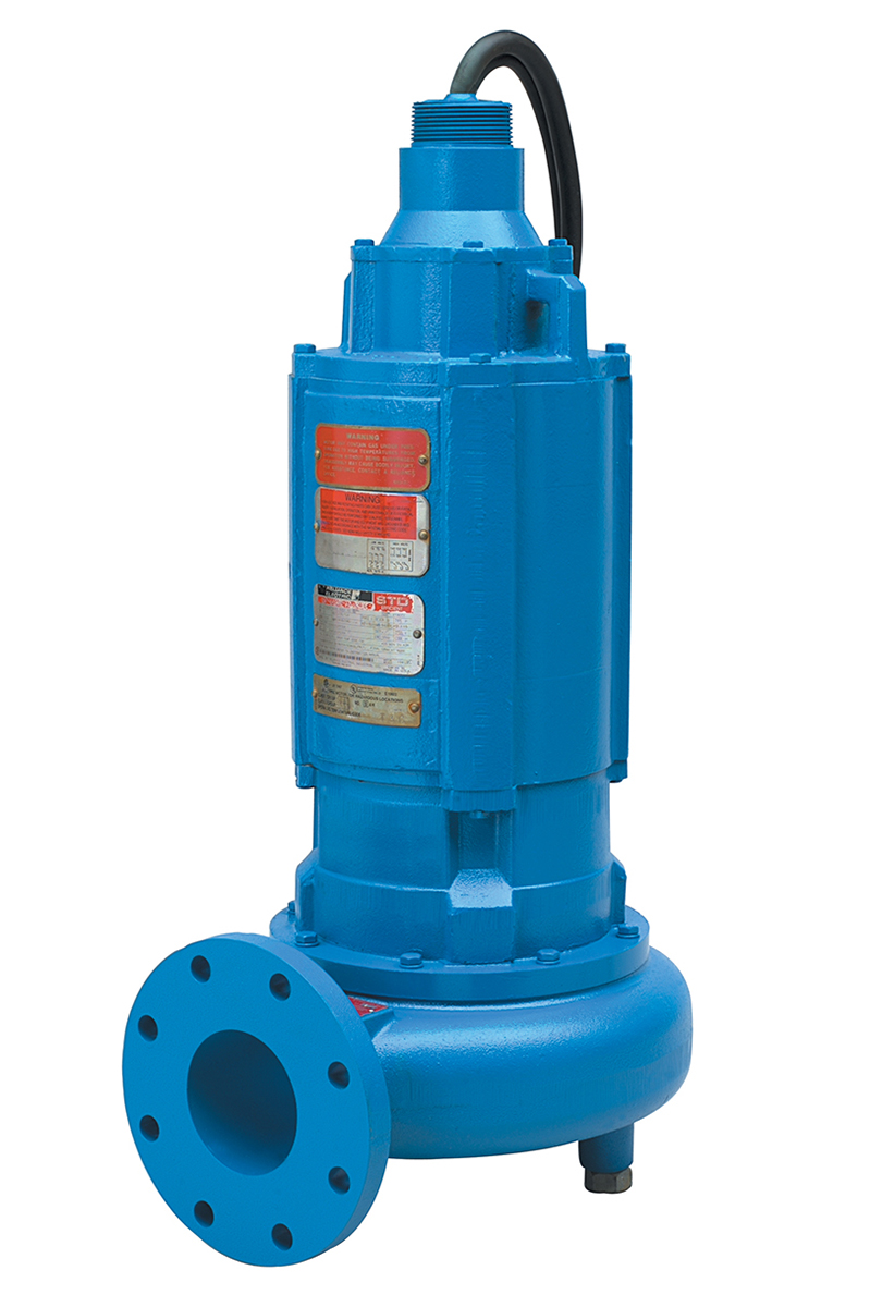 Wastewater Pump – 4XWS  Explosion Proof Submersible Sewage Pump