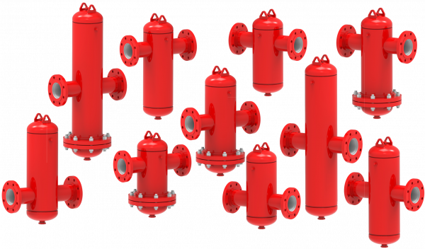 Coalescing Removal Separators – CRS