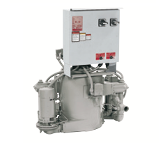 Clinical/Industrial Vacuum Units Series MJ / MJS