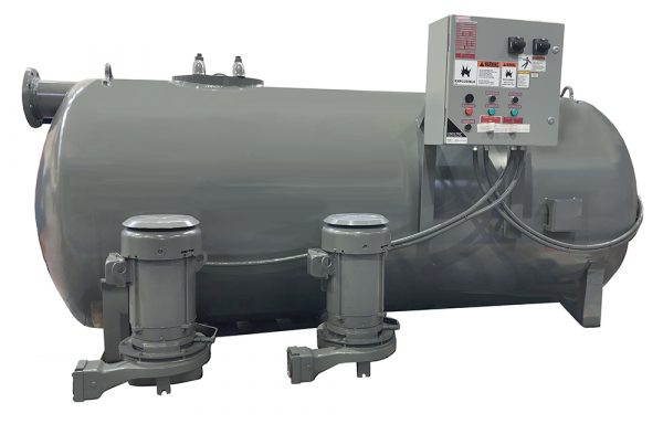 Condensate Return Pump Series CHD