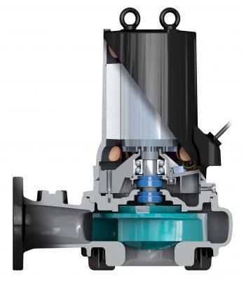 BFK Series Submersible Sewage Pump