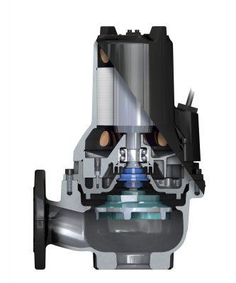 BFV Series Submersible Sewage Pump