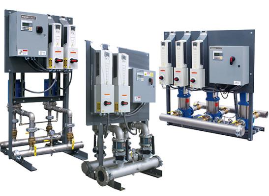 AquaForce Variable Speed Pump Station