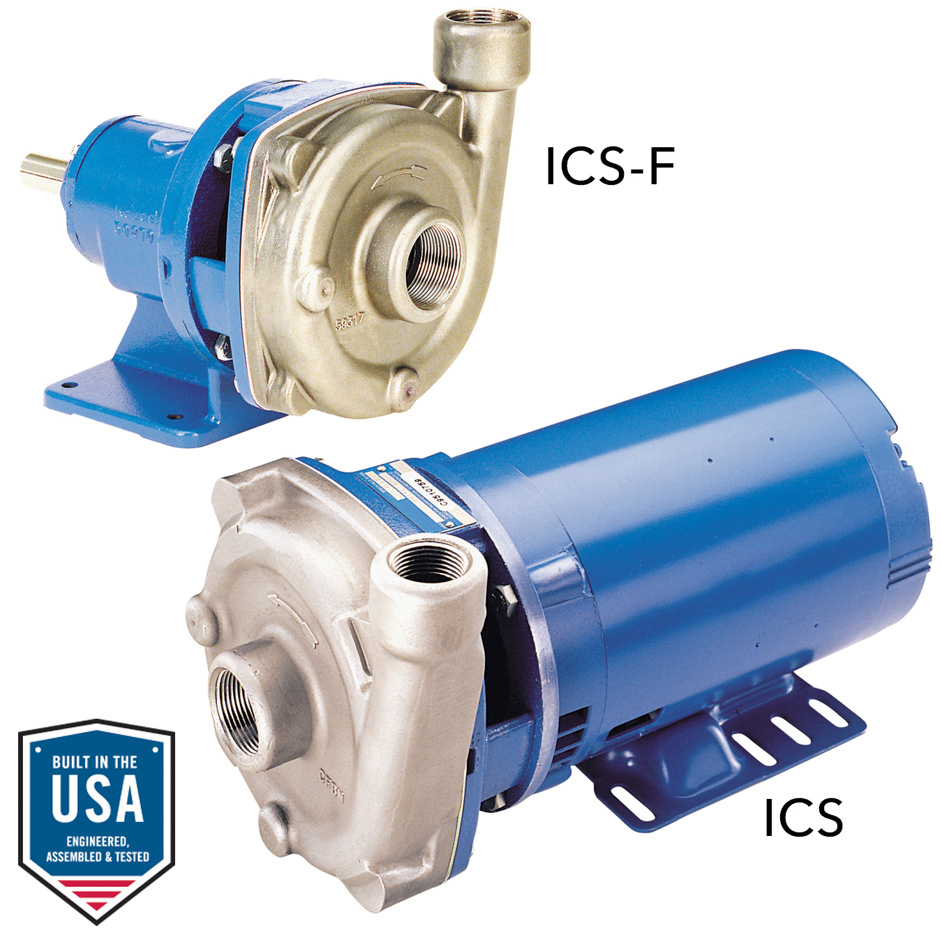 ICS/ICSF Stainless Steel Pumps