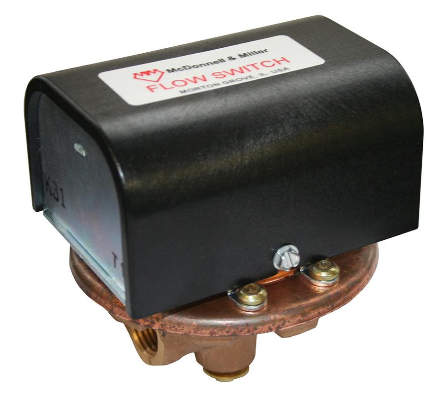 Series FS1 High Sensitivity Liquid Flow Switches