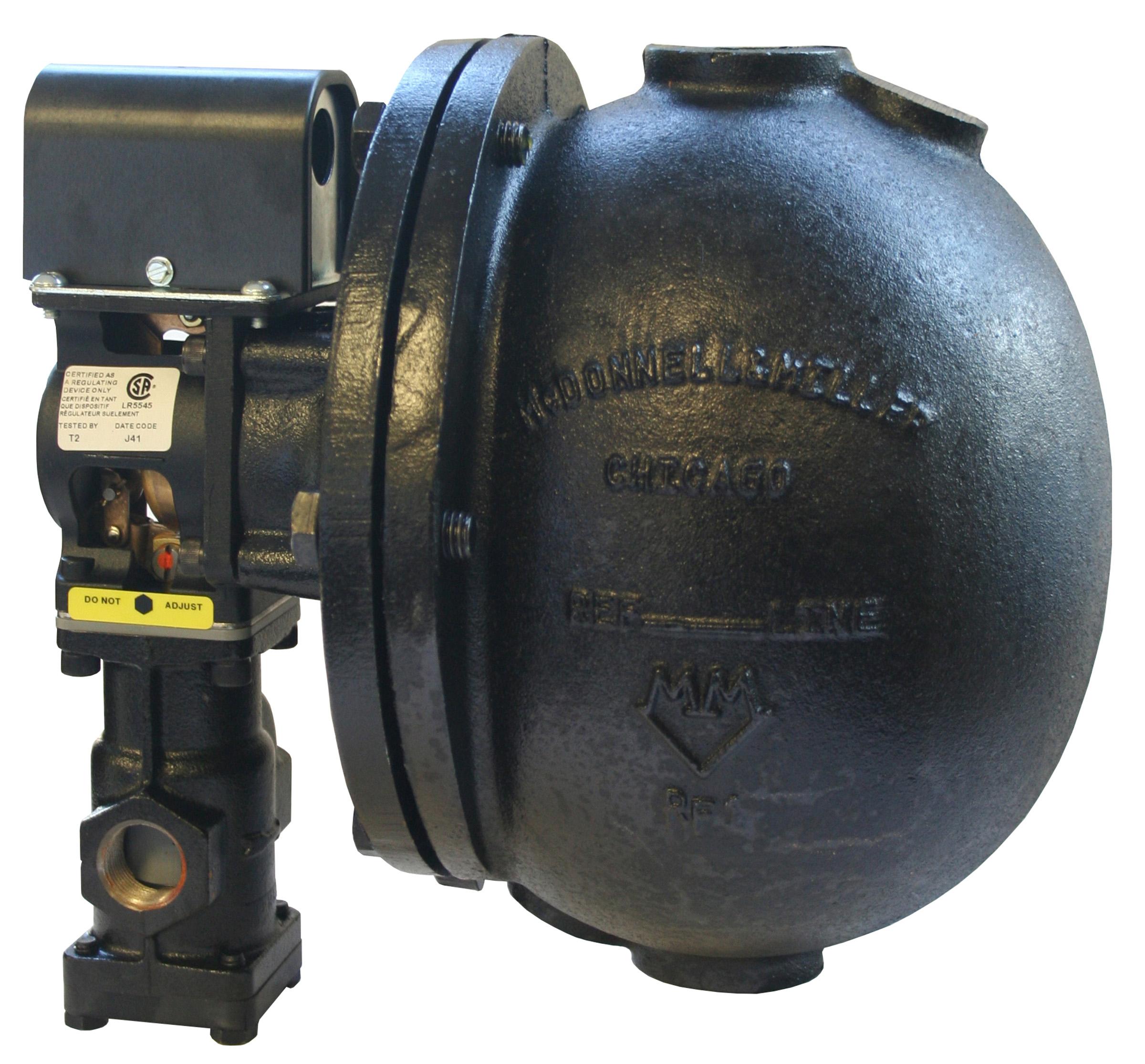 Series 51/51-2 Mechanical Water Feeders/LWCO