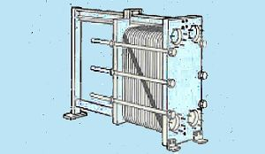 Marine Plateflow – gasketed plate & frame heat exchanger