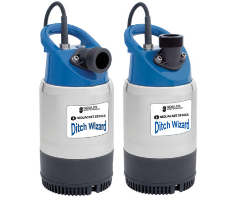 2DF Submersible Dewatering Pump