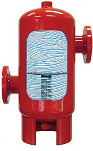 Rolairtrol Air Separator Hot & Chilled Water