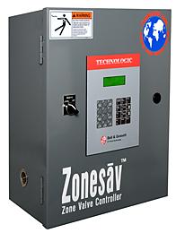 Zone Valve Controller – Technologic 5500 Series ZoneSav – Obsolete