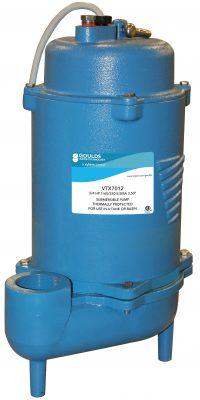VTX Series Submersible Sewage Pump