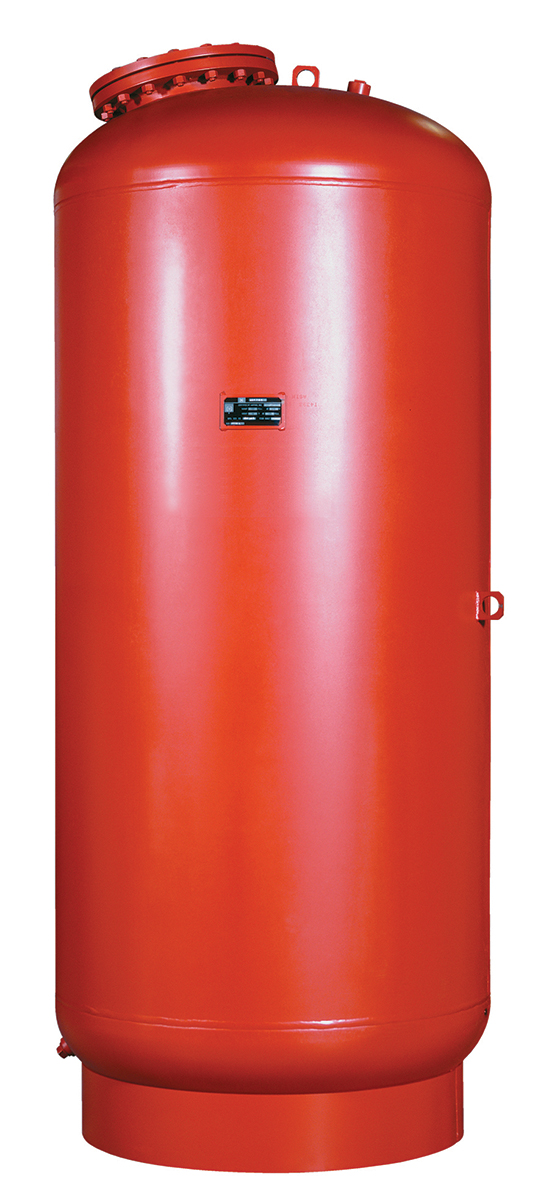 Pre-Charged Expansion Tanks for Well Water – ASME (WTA)