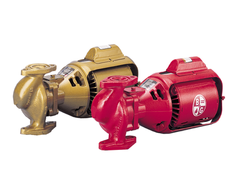 Series 100 Inline Booster Pumps