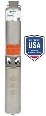 GS Pump 5-25 Range (1/2 to 5 HP) Standard Capacity