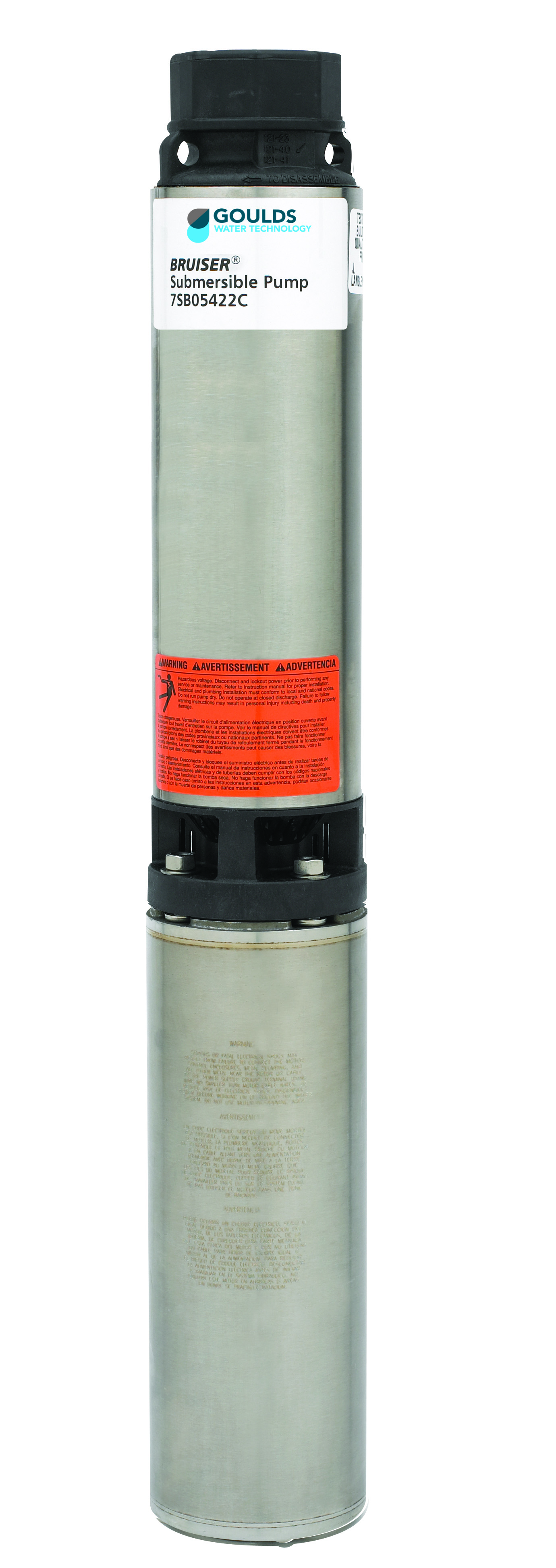 SB Bruiser 5-18 GPM  (Obsolete)
