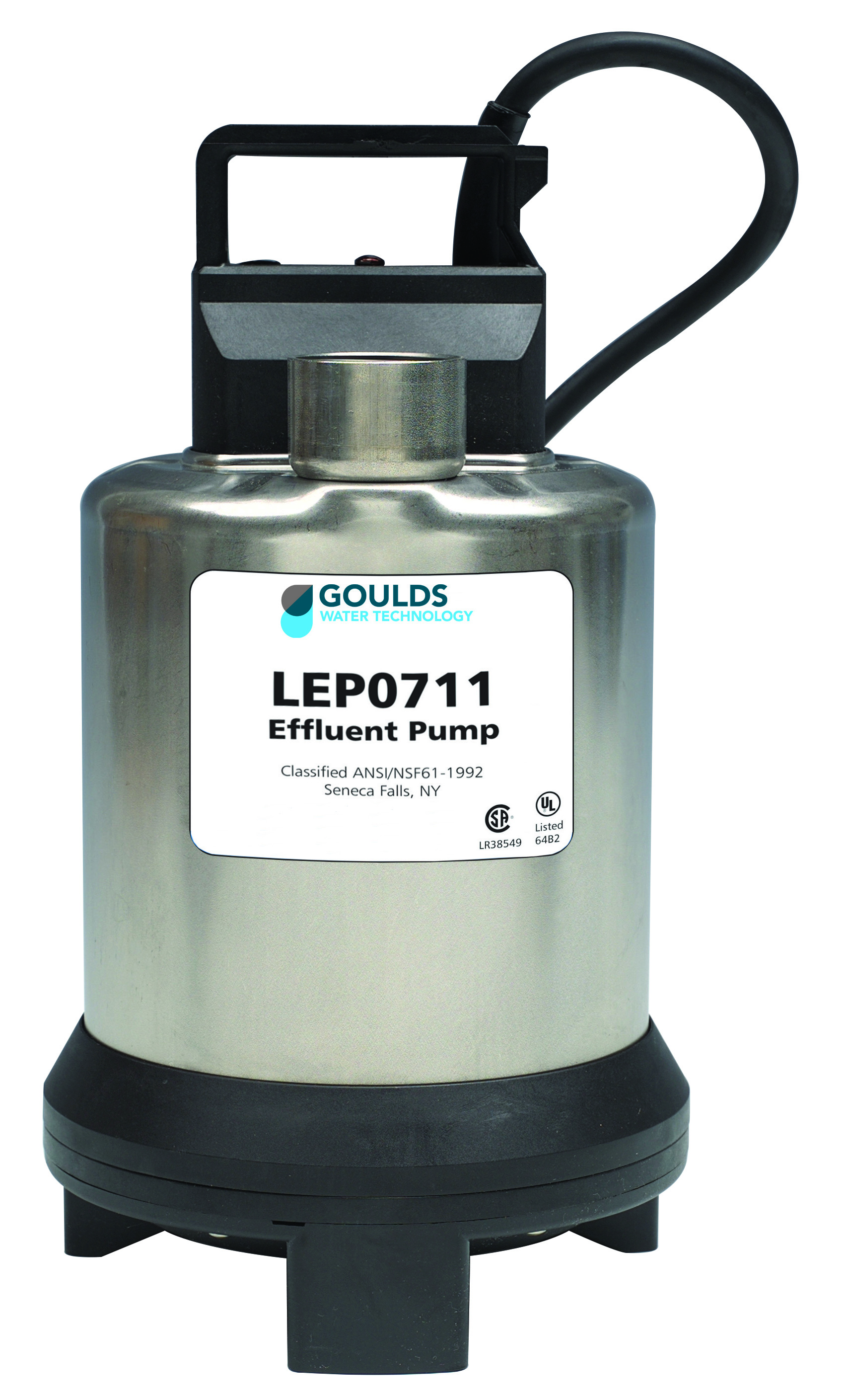 LEP07 – Submersible Effluent Pumps