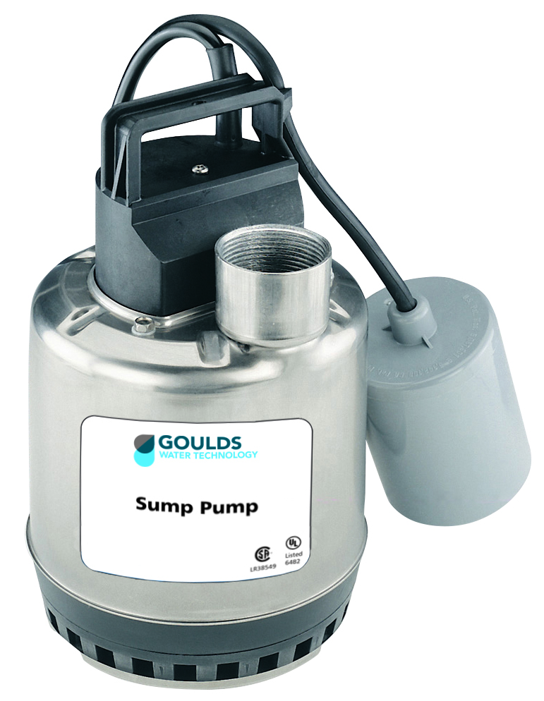 LSP03 LSP07 Submersible Sump Pumps