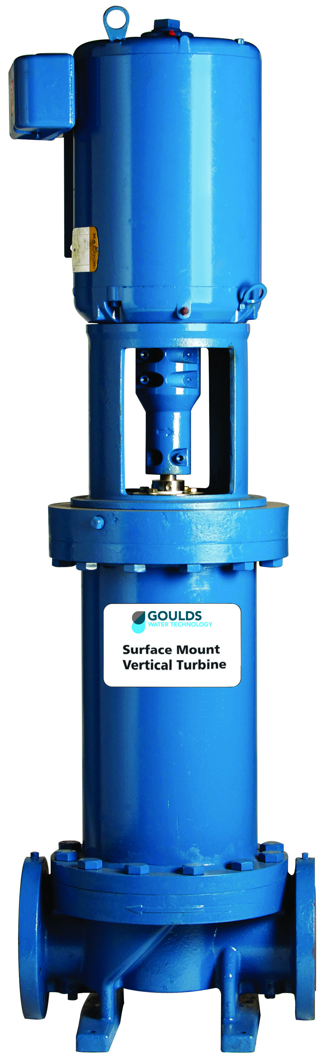SMVT – Surface Mount Vertical Turbine Pump