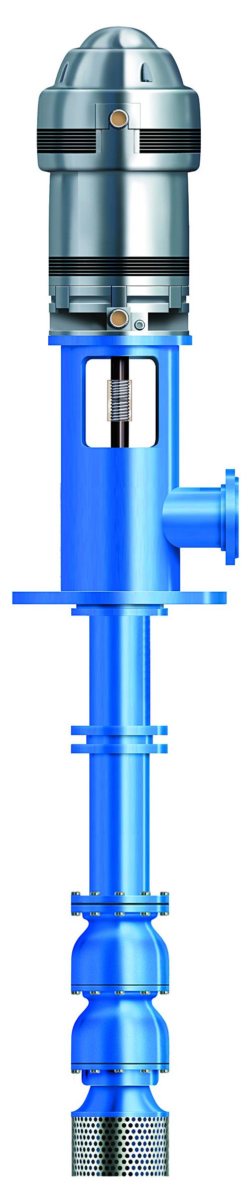 VIT – Short Set Lineshaft Turbine Pumps