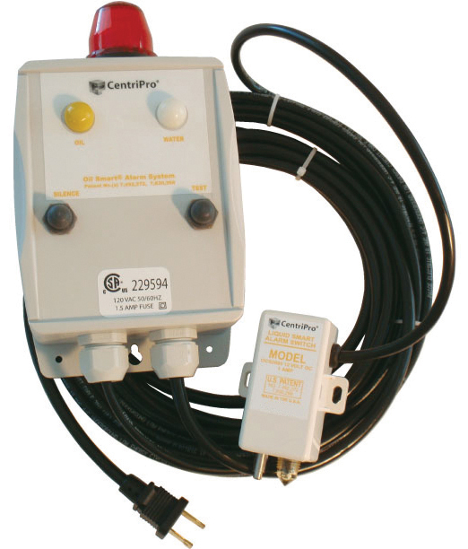 Oil Smart Switch and Alarm Kit