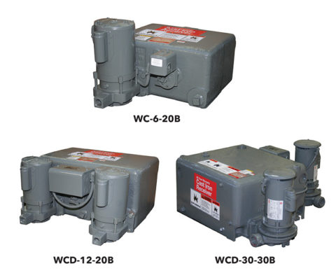 Watchman Series WC Condensate Units