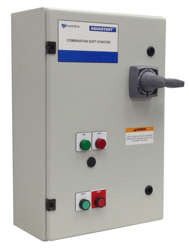 Panel submerged pump for Thermal Protection Starter 2 HP Single Phase
