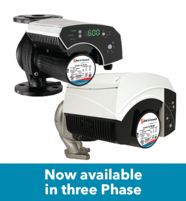 ecocirc® XL High Efficiency Large ECM – Heating