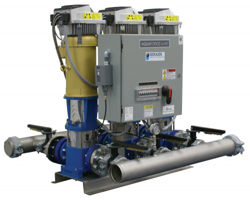 AquaForce e-HV