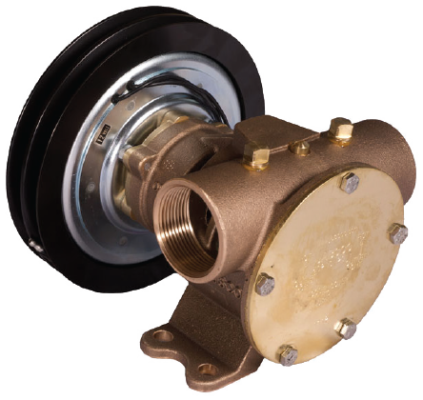 11870 Series Electric Clutch Pumps