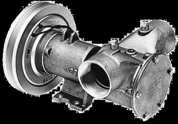 18330 Series Electric Clutch Pumps