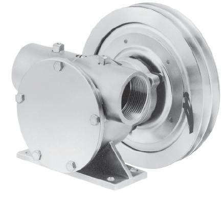 50200 Series Electric Clutch Pumps