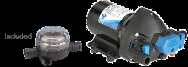 PAR-Max 4.0 GPM Washdown Pump