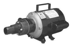 22130 Series Self-Priming Macerator Pump
