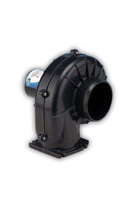 AC 250 CFM (7.0 m3/min) Flangemount Continuous Duty 4″ Blower