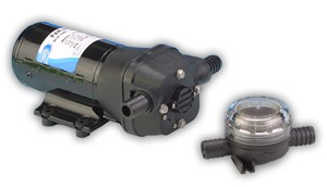 31705 Series Bilge and Shower Drain Pump