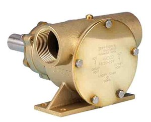 52200 Series 1 1/2″ Bronze Pedestal Pump