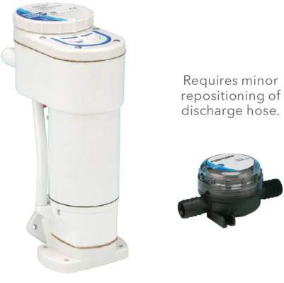 Electric Conversion for Manual Toilets