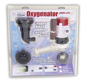 'Gentle-Flow' Oxygenator