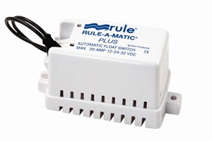 Rule-A-Matic® Plus™ Float Switch