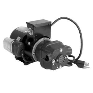 Induction Motor Driven 115 VAC Industrial Diaphragm Pump