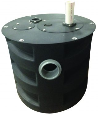 CWK24 Wastewater Basin