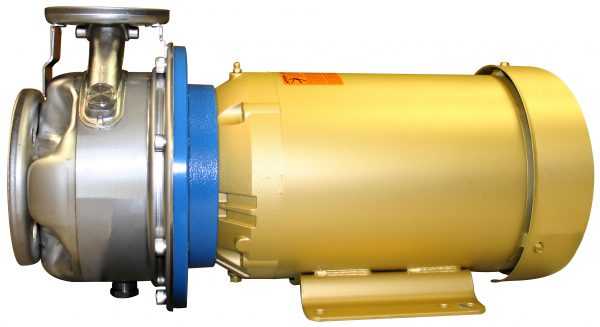 e-SH 316 Stainless Steel End Suction Centrifugal Pump
